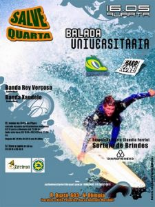 IBRASURF apresenta: Festa Universitria